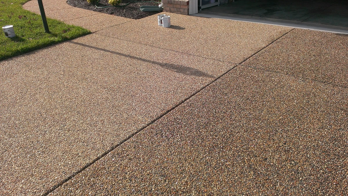 Aggregate Sealing Nashville Nashville Driveway Sealing Deck And Fence Staining