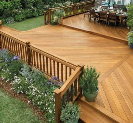Nashville Deck Staining Company