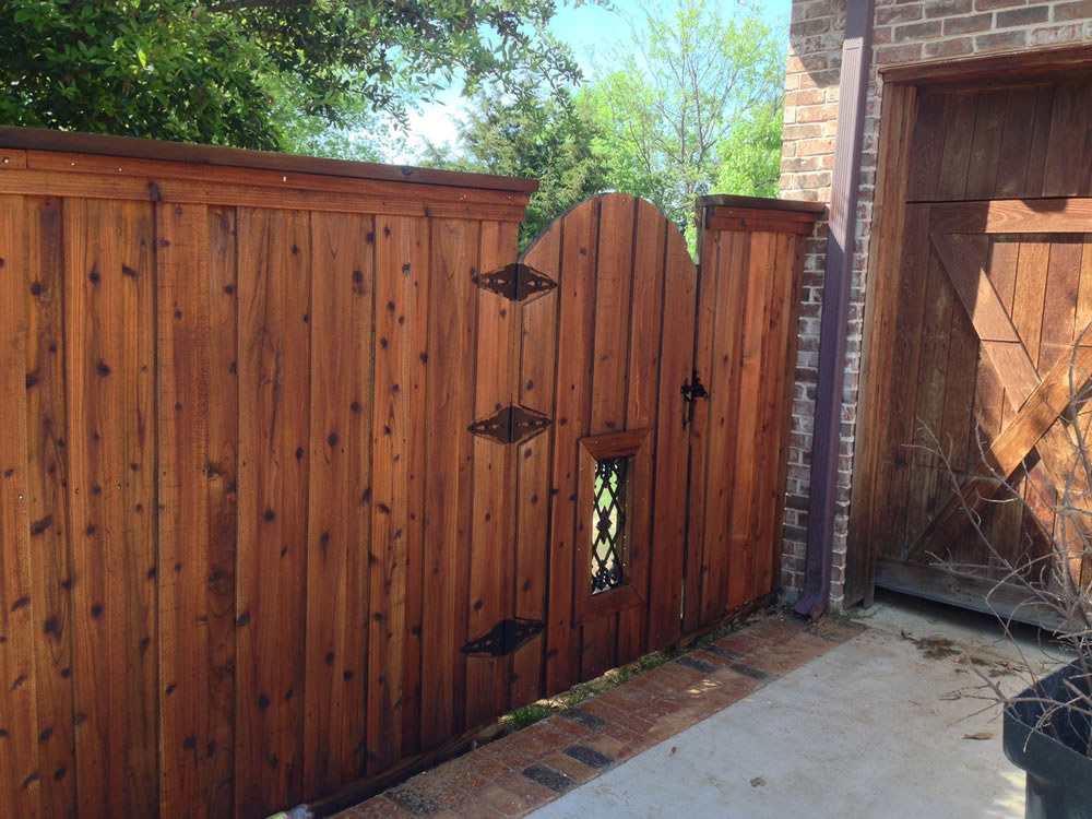 Nashville Fence Staining Mid South Seal Amp Stain